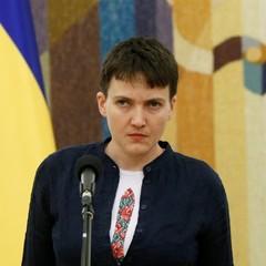 Бойовики передадуть Україні через Савченко полонених жінок