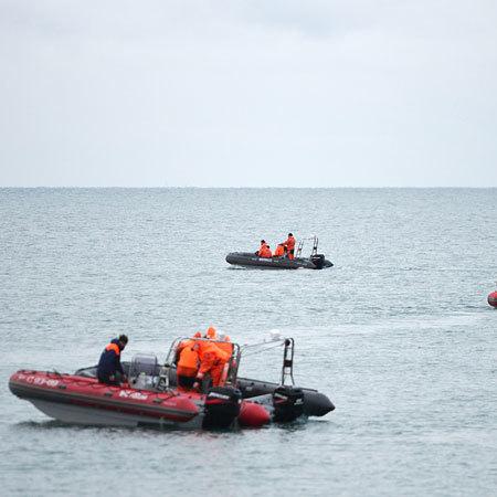 Екіпаж ТУ-154 намагався посадити літак на воду