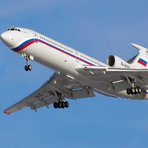 Падіння Ту-154: свідок розповів подробиці