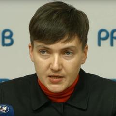Савченко заявила про створення громадської платформи «Руна»