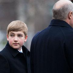 «Я не дуже б хотів стати президентом» -  син Лукашенка дав перше у житті інтерв'ю (відео)