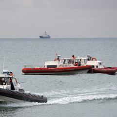 Ту-154 впав у Чорне море на швидкості понад 500 км/год