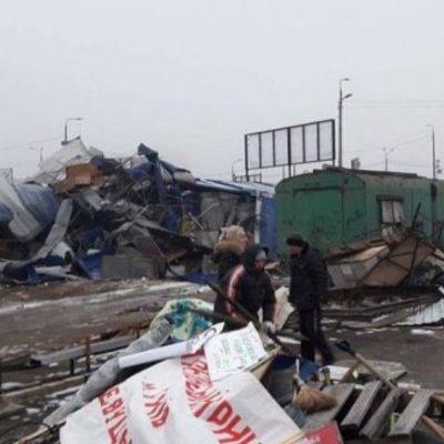 Кличко продовжує боротьбу з київськими МАФами