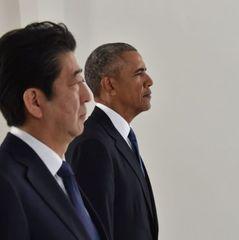 Прем'єр-міністр Японії відвідав Перл-Харбор