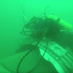 У Мережу потрапило відео обстеження уламків Ту-154