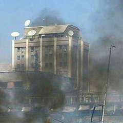 Обстріл російського посольства у Дамаску