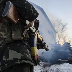 Бойове зіткнення у районі Крутої Балки на Донбасі: загинули військові