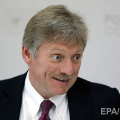 Пєсков пообіцяв, що реакція Кремля на нові санкції завдасть істотний дискомфорт Штатам