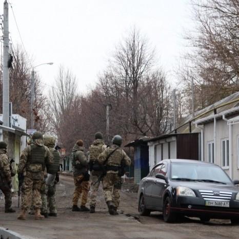 Одеська поліція затримала підозрюваного у жорстокому вбивстві матері та дитини
