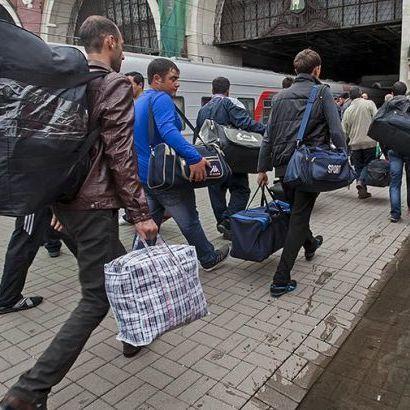 Кількість українців, які попросили притулку в Росії