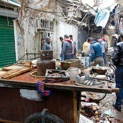 Два вибухи пролунали на ринку у Багдаді: 18 загиблих, 38 поранених