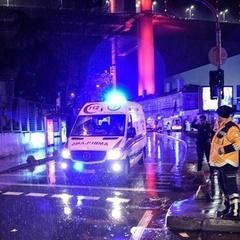 Жахливий теракт у Стамбулі: 39 загиблих