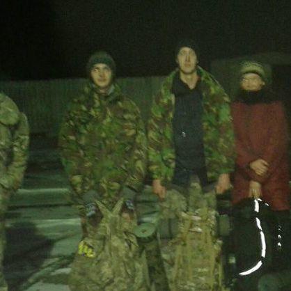 Затримано трьох людей, які хотіли святкувати Новий рік в Прип'яті