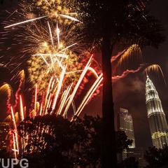 Як на планеті зустрічали Новий рік (фото)