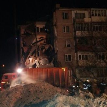 У Казахстані завалився житловий будинок, є загиблі