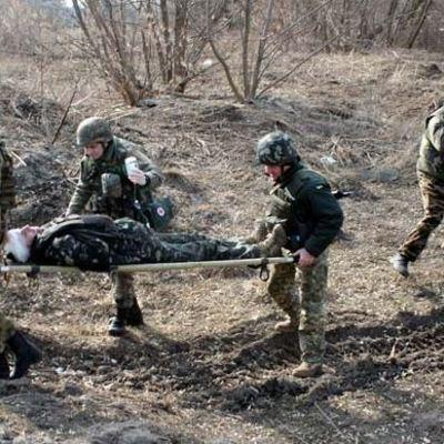 Минула доба в зоні АТО – без бойових втрат, однак є загиблі
