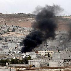 25 терористів ліквідував авіаудар в Сирії