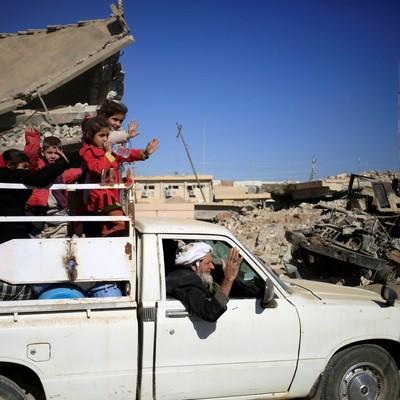 Битва за Мосул: іракське місто покинули більше 13 тисяч людей