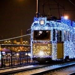 Відчуй свято: Харковом їздитиме різдвяний трамвай