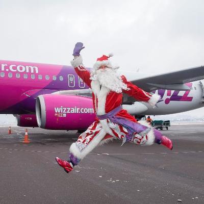 Wizz Air відкриває три нові напрями з Києва і збільшує пасажиропотік на 64%
