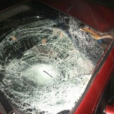 Жахливе ДТП під Харковом, одного і того ж пішохода збили двічі (фото)