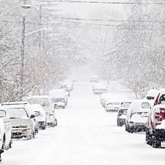 Снігопади, замети, морози: під час Різдвяних свят очікуються складні погодні умови