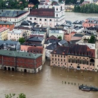 У Німеччині найбільша повінь за останні десять років