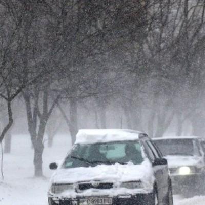 «Негода»: у Миколаївській області обмежено рух всього автотранспорту