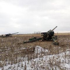 6 січня о АТО поранені двоє українських військових - штаб