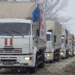 Населення на окупованих територіях скаржаться на якість російської «гуманітарки»