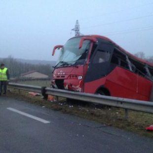 У Франції на «дорозі смерті» сталась жахлива ДТП (фото)