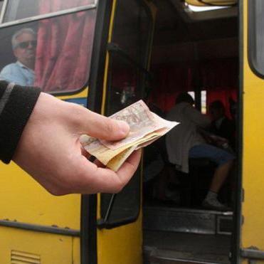 Приміські маршрутки Києва підвищуюють ціни