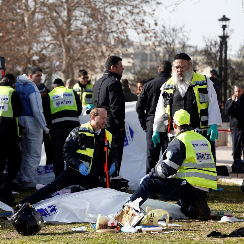 ЗМІ розповіли деталі про терориста, який здійснив наїзд в Єрусалимі