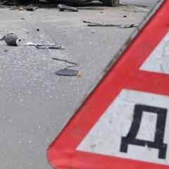Моторошне ДТП сталося в Києві (ВІДЕО)