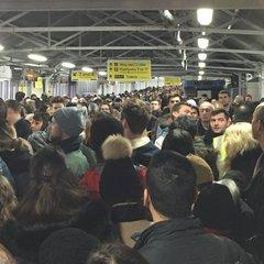 У Лондоні не працює 40% станцій метро
