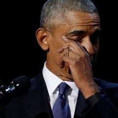 Емоційне прощання Обами (фотогалерея)