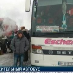 Благородний вчинок водія автобуса (відео)