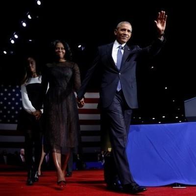 Прощальний твіт Обами став найпопулярнішим за часи його президентства