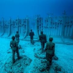 На Канарських островах відкрився перший в Європі музей під водою (фото)