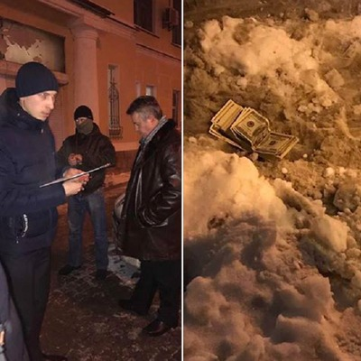 У Києві затримали суддю, який вимагав у підприємця хабар