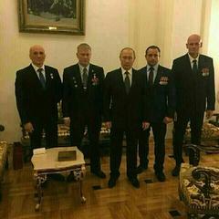 Звідки з'явилася спільна фотографія Путіна з командиром групи «Вагнер», пояснив Пєсков