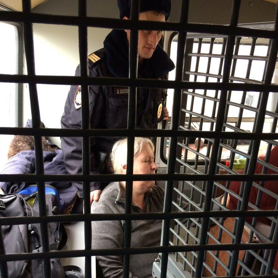 У Москві проходить акція на підтримку політв'язнів: поліція розпочала затримання