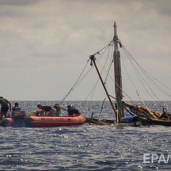 Біля узбережжя Іспанії поліція виявила тіла п'яти загиблих мігрантів