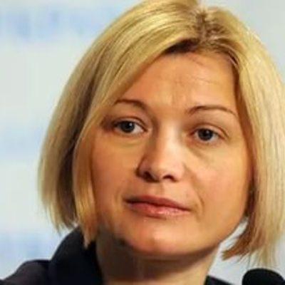 Геращенко намагаються витіснити з переговорів бойовики