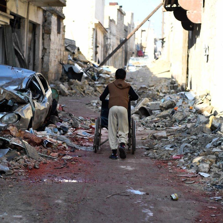 Сирія в ізоляції, сотні тисяч дітей в блокаді, - ООН