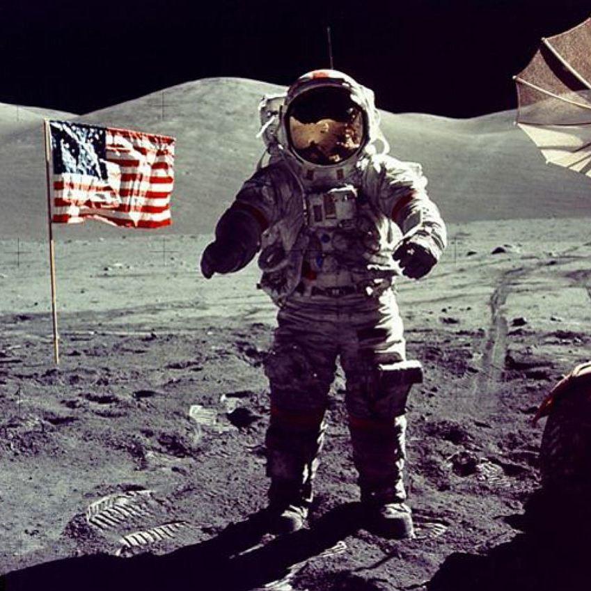 Останній чоловік, який ступав на Місяць, залишив цей світ
