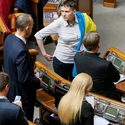 На комітеті з нацбезпеки Савченко звинуватили в державній зраді