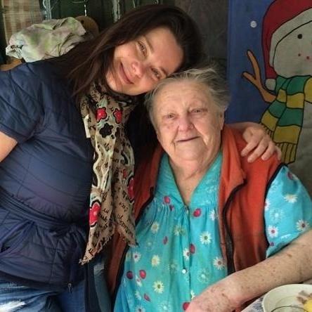 Наталія Корольова прилетіла до Києва на похорон