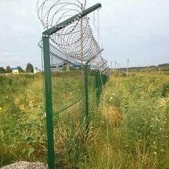 Ось і все. На Харківщині призупинено будівництво «Стіни» на кордоні з Росією