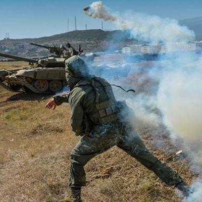 Україна проінспектувала військові об'єкти на території Ростовської області